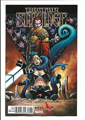 DOCTOR STRANGE # 10 (Death of X Variant Cover, OCT 2016), NM NEW