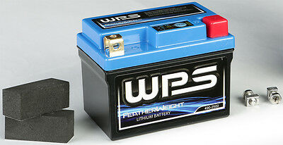 FeatherWeight Lithium Battery WPS HJTZ5S-FP-IL