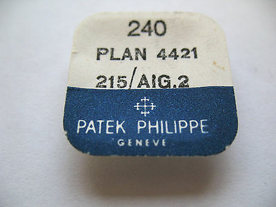 Patek Philippe 215 Cannon Pinion Part 240 (4421)