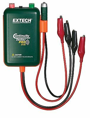 Extech CT20 Remote and Local Continuity Tester Standard