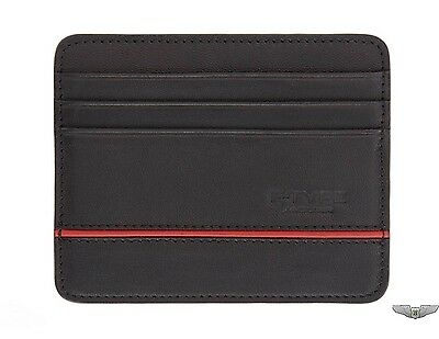 Jaguar Collection New Genuine F-Type Leather Card Holder 50JSLGTRXFTCH