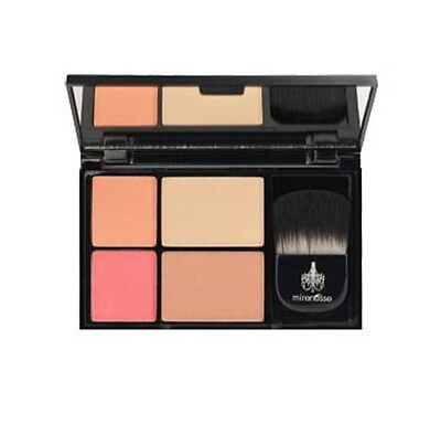 Mirenesse Crystal Color Drops Hydrating Contouring Mineral Powders in Kaleid