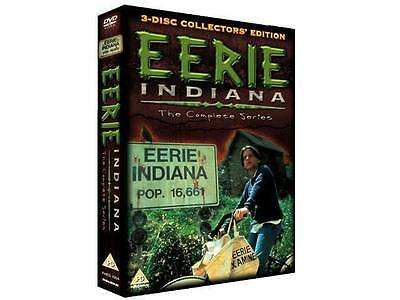 Eerie Indiana - The Complete Series [DVD] 3 Discs Box Set BRAND NEW REGION 2