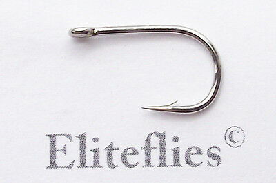 """Elite """"Platinum"""" Heavy Blob fly hook size 10 lures fly tying fly fishing, trout"""
