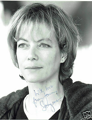 Jenny Seagrove Actress Hand Signed Photograph 10 x 8