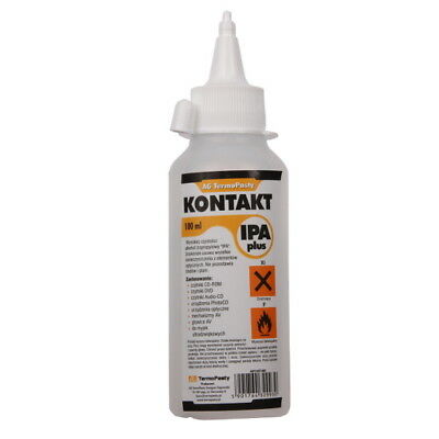 Kontakt IPA Plus - Purity Isopropyl Alcohol Isopropanol - Oiler 100ml