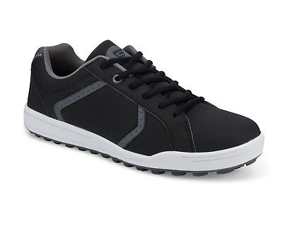 Founders Club Men's Spikeless Street Golf Shoe Black