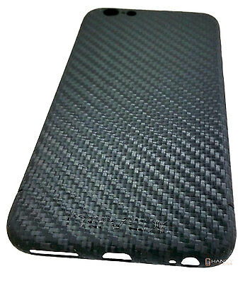 Nevox Real Carbon Real Back Cover Protective Cover Hard Case Apple iPhone 6S