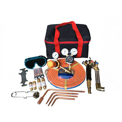 Oxy / LPG Professional Gas Cutting And Welding Kit - Trade Kit  OME8036