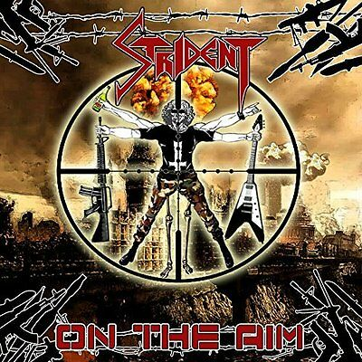 Strident-On The Aim  (Us Import)  Cd New