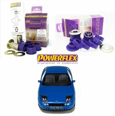 Kit Avantreno Boccole Silent Block Bracci Powerflex Fiat Coupè 1.8 2.0 16V 20V