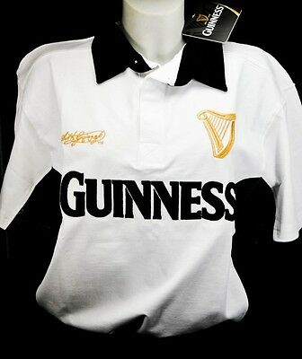 "Guinness Beer Brauerei, Herren Polo Shirt, ""Arth Rugby 69 Cup"", Gr. M"