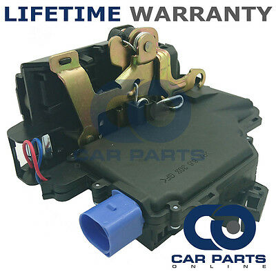 Central Door Lock Locking Actuator Rear Right For Volkswagen Polo 2001-2009