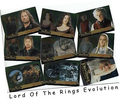 Lord Of The Rings Evolution - 72 Card Basic/Base Set - LOTR