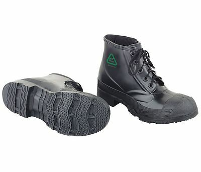 """Dupont Monarch 6"""" PVC Rubber Steel Toe Work Boots"""