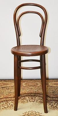 Art Deco Thonet Bentwood Chair / Stool c1920 - FREE Delivery [PL2358]