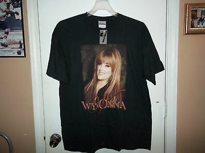New With Tags Wynonna Judd Shirt Size Xl