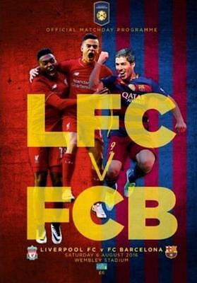 2016/17 - LIVERPOOL v BARCELONA (INTERNATIONAL CHAMPIONS CUP - 6th August 2016)