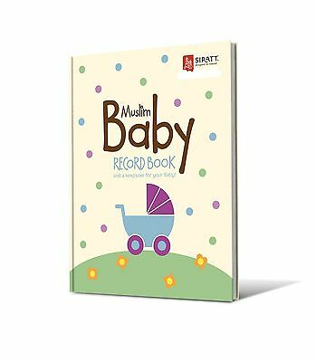 Muslim Baby Record Book By Siratt Hardcover – 2015