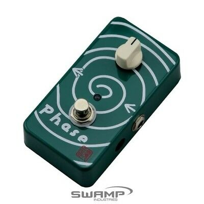 MOEN AM-PH Compact Phase Guitar Effects Pedal - True Bypass Switching