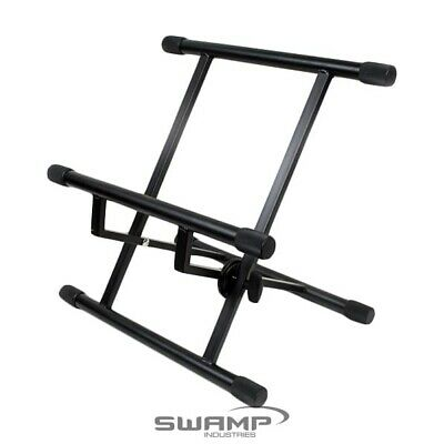 SWAMP Amplifier Monitor Foldback Stand - Guitar Amp Monitoring - Large