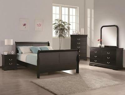 Crown Mark RB3795-3781 Louis Philip King Bedroom Set Contemporary 2 Night Stands