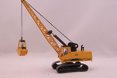 Joal 272 - Compact 272  Cable Excavator Tracked Grab Crane Diecast Scale 1:50