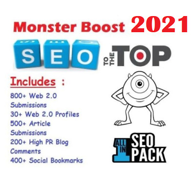 Ultimate Monster SEO Service v2 Best in 2018  ! Many Quality Links package . SEO