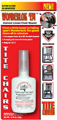Wonderlokking Corp. W2081 Chair Joint Adhesive-.70OZ CHAIR JNT ADHESIVE