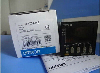 1PCS New OMRON Timer H5CX-A11S