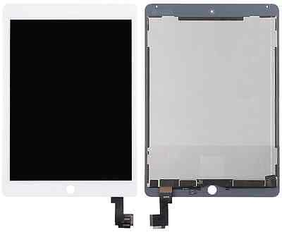 Replacement LCD Display Digitizer Touch Screen Panel For iPad 6 Air 2 A1566 1567