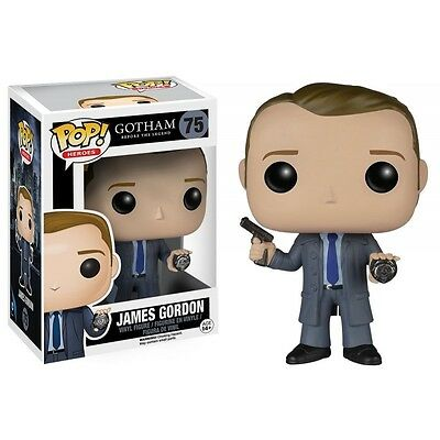 Figurine Gotham (before the Legend) - James Gordon Pop 10cm