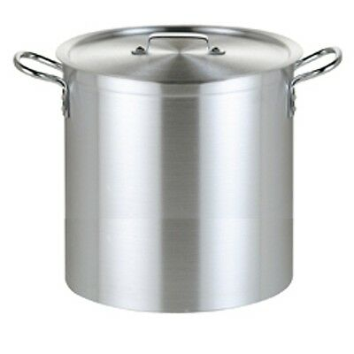 Stock Pot - Medium Duty Aluminium with Lid - Commercial Use - Multi Listing