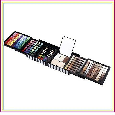 Palette ombretti 177 colori Eye Shadow TROUSSE BAG BEAUTY