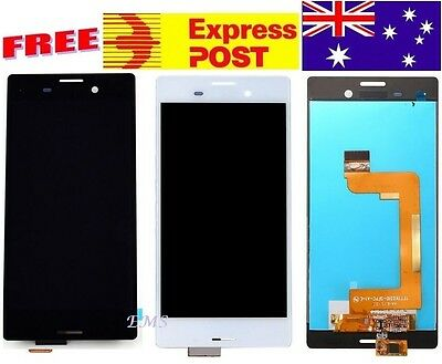 LCD Touch Screen Digitizer Assembly Replacement For Sony Xperia M4 AQUA