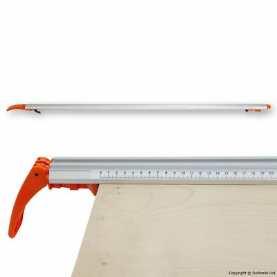 "50"" Clamp Edge Guide - Pack of 2"