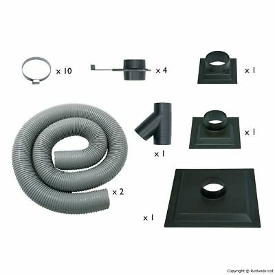 """4"""" Dust Hose Extraction Kit"""