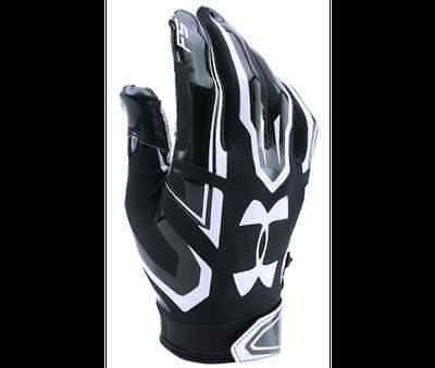 Under Armour Youth F5 Football Receiver Gloves New FREE POSTAGE