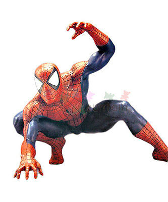 SPIDERMAN CROUCHING 1/6 Figure Vinyl Model Kit