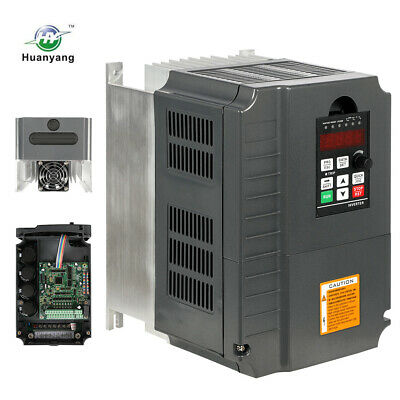 Ce Updated 7.5Kw 220V 10Hp 34A Vfd Variable Frequency Drive Inverter