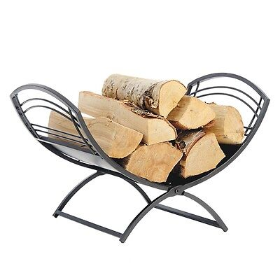 ShelterLogic 90392 Hearth Accessories Fireplace Classic Log Holder NEW