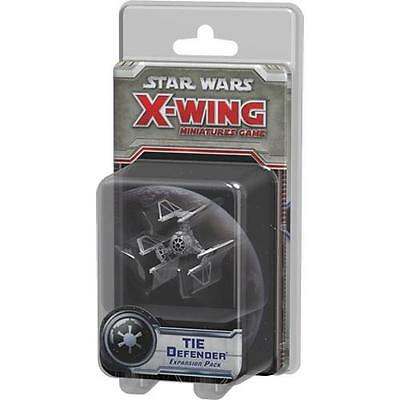 star wars x-wing miniatures game : TIE Defender Expansion Pack