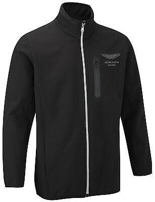 ASTON MARTIN RACING Lifestyle Softshell Team-Jacke 2015 | XL | Jacket +++ NEU