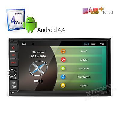 Sound System 2 Din Xtrons Android Usb Wifi Bluetooth Gps Mp3 Dab+ Eonon Erisin