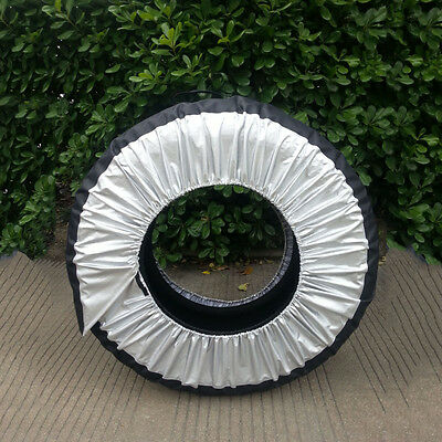 1 x Spare Wheel Storage Carry Tyre Bag Protection Cover 13''-18'Space Saver New