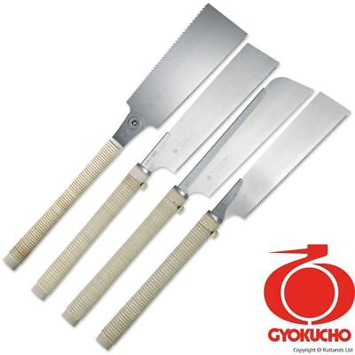 Set of 4 Japanese Hand Saws