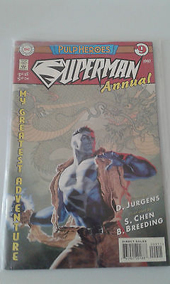 Superman Annual Issue 9 (1997)