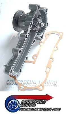 New Water Pump- Quality OE Spec- For Mitsuoka Series 1 Galue I RB20E
