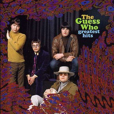 *102 SOLD* The Guess Who - Greatest Hits - CD - New! Sealed! FREE SHIPPING!