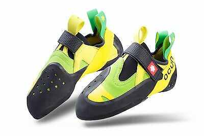 OCUN OXI S - A bouldering shoe for performance and competition climbing